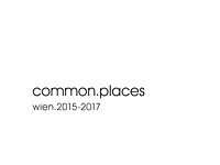 common.places (Theologische Kurse, 15.11.2017-02.02.2018)